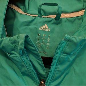 adidas Jackets & Coats - Adidas   Zip Up Running Jacket NWOT L
